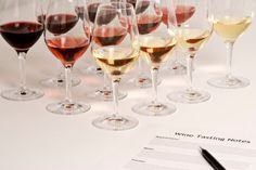 Seriously the best pin about wine. So many tips on how to have a wine tasting party to include people who know a lot, out very little about wine. Wine Tasting Party Ideas - by a Professional Party Planner