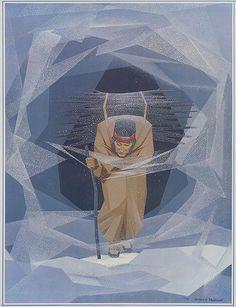 Oscar Howe (Yanktonais Sioux, 1915-1983) - Cowan's Auctions
