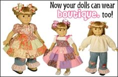 Sew Boutique 4 Dolly! V. 2 !