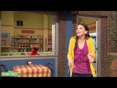 "Sesame Street: ""Lever Lover"" with Sutton Foster. THIS... this is brilliant... Everything should be taught like this..."