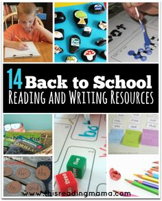 14 Back to School Reading and Writing Resources | This Reading Mama