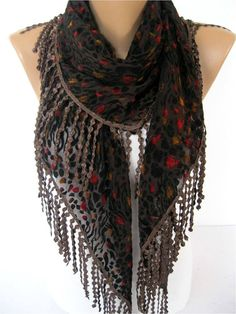 Elegant Nice Fashion Scarf !