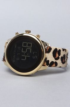#Little Leopard Timepiece   jewels and baubles #2dayslook #new style #stylefashion  www.2dayslook.com