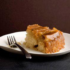 Banana Upside-Down Cake Recipe  | Epicurious.com