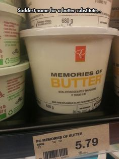 Now You're Just Some Butter That I Used To Know  // funny pictures - funny photos - funny images - funny pics - funny quotes - #lol #humor #funnypictures