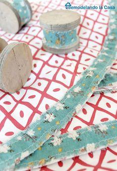 Remodelando la Casa: Make an Easy Tablecloth for any Occasion