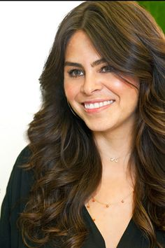 Beauty Chat: Kattia Solano on Growing Hair Long