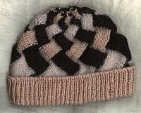 Lady's Entrelac Hat Pattern