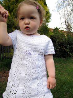 Baby Crochet Tunic by Chrystaldesign | Crocheting Pattern