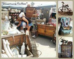 "TVM September 5th-7th 2014 Vendors, welcoming ""Heartland Vestige"""