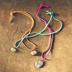 Rock Necklaces