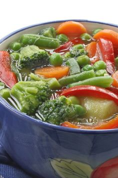 Zero Points Soup (Weight Watchers)