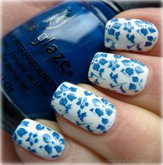 such pretty nails