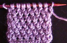 The Weekly Stitch: Purl Twist Stitch