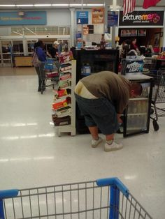 Meanwhile at Walmart..