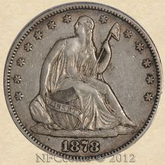 1878-CC Seated Liberty Half, obverse