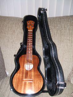 My favorite Uke:     a Koaloha Concert Uke....