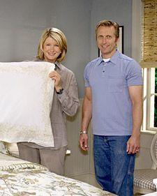 Bedding 101 - Martha Stewart Home & Garden