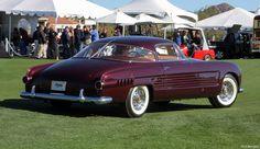 1953 Cadillac Series 62 Ghia - Rita Hayworth car