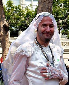 San Francisco Pride Bride - San Francisco, California