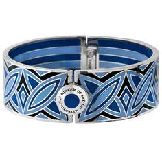 French Deco Azure Bracelet - Bracelets - Jewelry - The Met Store