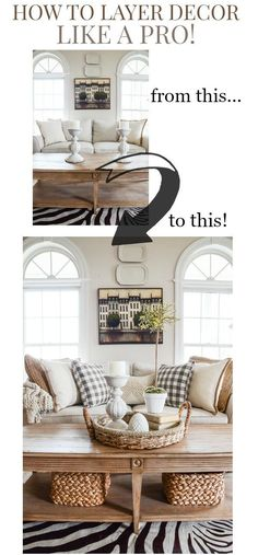 HOW TO LAYER DECOR L