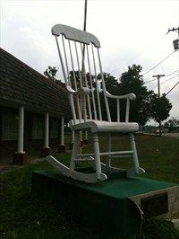 Giant Rocking Chair - Woodstown, NJ