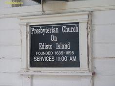 Edisto Beach, SC…