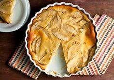 Pear Clafoutis (gluten-free, dairy-free)