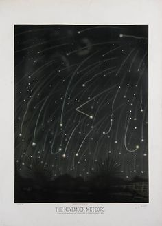 The November Meteors, Etienne Trouvelot