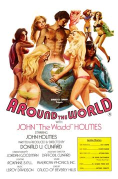 "Around The World With John 'The Wadd"" Holmes, 1975"