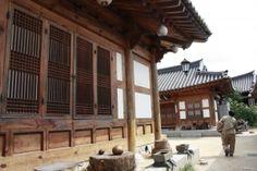 Hanok Village - Jeonju, Korea