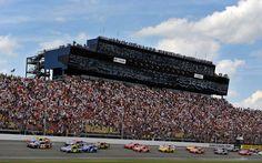 Michigan International Speedway #nascar