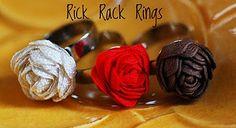 rick rack rings