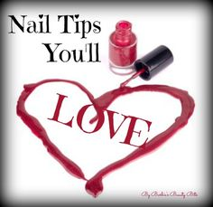 Why pay to get your nails done, when you can have salon looking nails at home! All the DIY nail tips you need to know by Barbie's Beauty Bits!