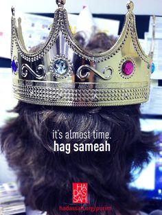 To our supporters, friends & family: Shabbat Shalom & Happy #Purim! http://hadassah.org/purim pic.twitter.com/zReTxPsvqb
