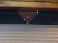 Motorhome - Homemade window box close up