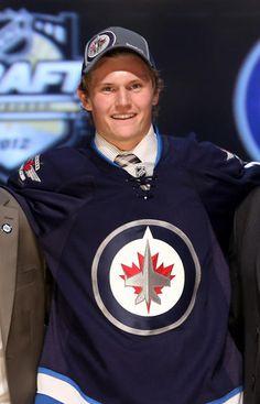 Jacob Trouba of the Winnipeg Jets - The 9th overall selection