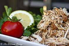 Clean Eating Crock Pot Mexican Chicken