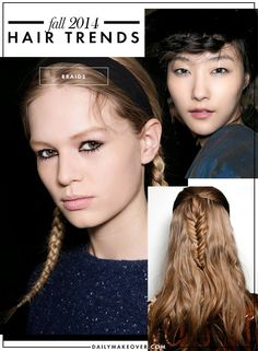 hair trends for fall 2014