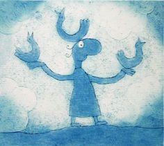 ilustración de Michael Leunig