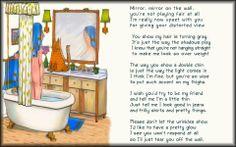 mirror! mirror!