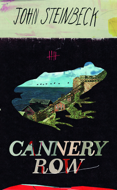 Cannery Row - cover by Kathryn Macnaughton
