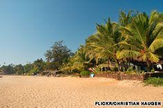 Voted World´s 20th best beach: Patnem Beach, Goa, India #beach