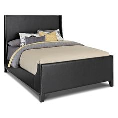 American Signature Furniture - Miramar Bedroom Queen Bed $269.99