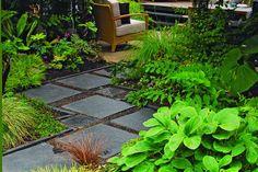 Nothing More Fun: Stepping Stone Paths | Fine Gardening