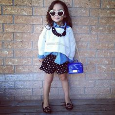 #fashion #kids #baby #toddler #style #cute #pretty #adorable #swag #outfit