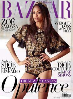 Harper's Bazaar Arabia September 2012 UAE  English   278 pages  