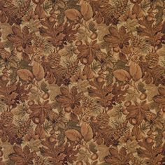 Upholstery Fabric K7952 Autumn Tapestry