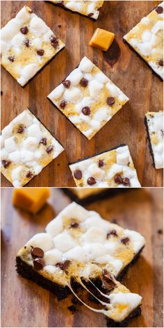 Marshmallow Caramel Oreo Cookie S'Mores Bars - No campfire needed to enjoy this version of Smores with caramel, an Oreo crust  lots of gooey marshmallows!
